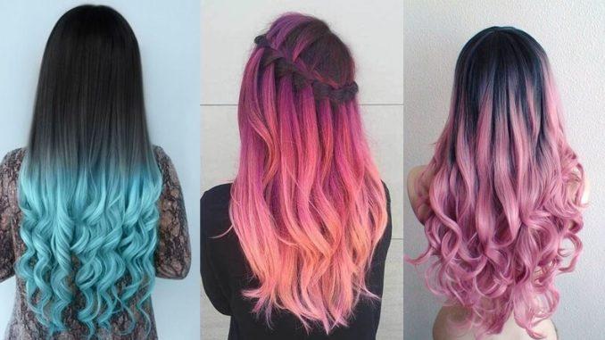 Cele mai neîntâlnite și superbe culori pentru părul lung în 2020. - SteMir