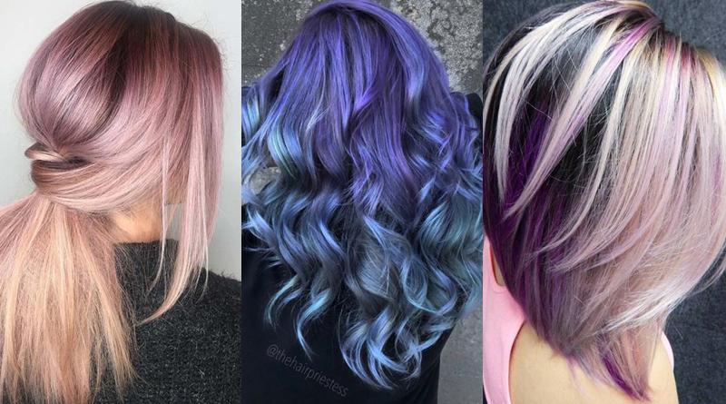 Top 30 nuanțe de păr stilate si sexy pentru primăvara-vara anului 2020. - SteMir