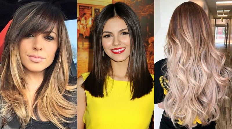 Top 30 cele mai populare tunsori pentru părul lung în 2020! - SteMir