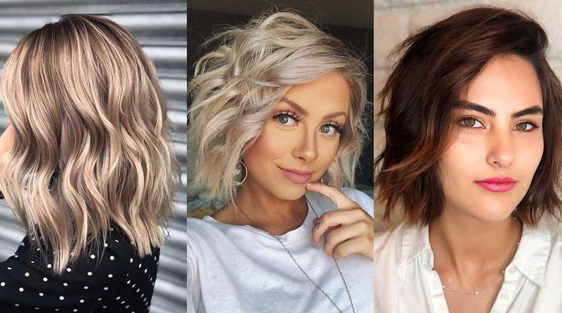 Cele mai recomandate tunsori bob pentru femeile cu părul ondulat - SteMir