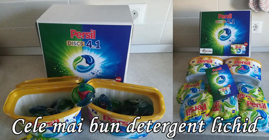 Persil Disc 4 in 1