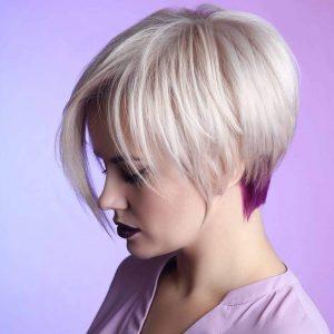 Tunsoarea scurtă cu breton este în tendințe în această primăvară: 21 de idei pentru blonde și brunete! - SteMir